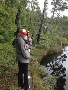 Hiking Northern Vancouver Island